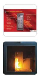 建材单体制品燃烧试验装置